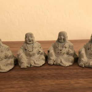 Concrete Buddas