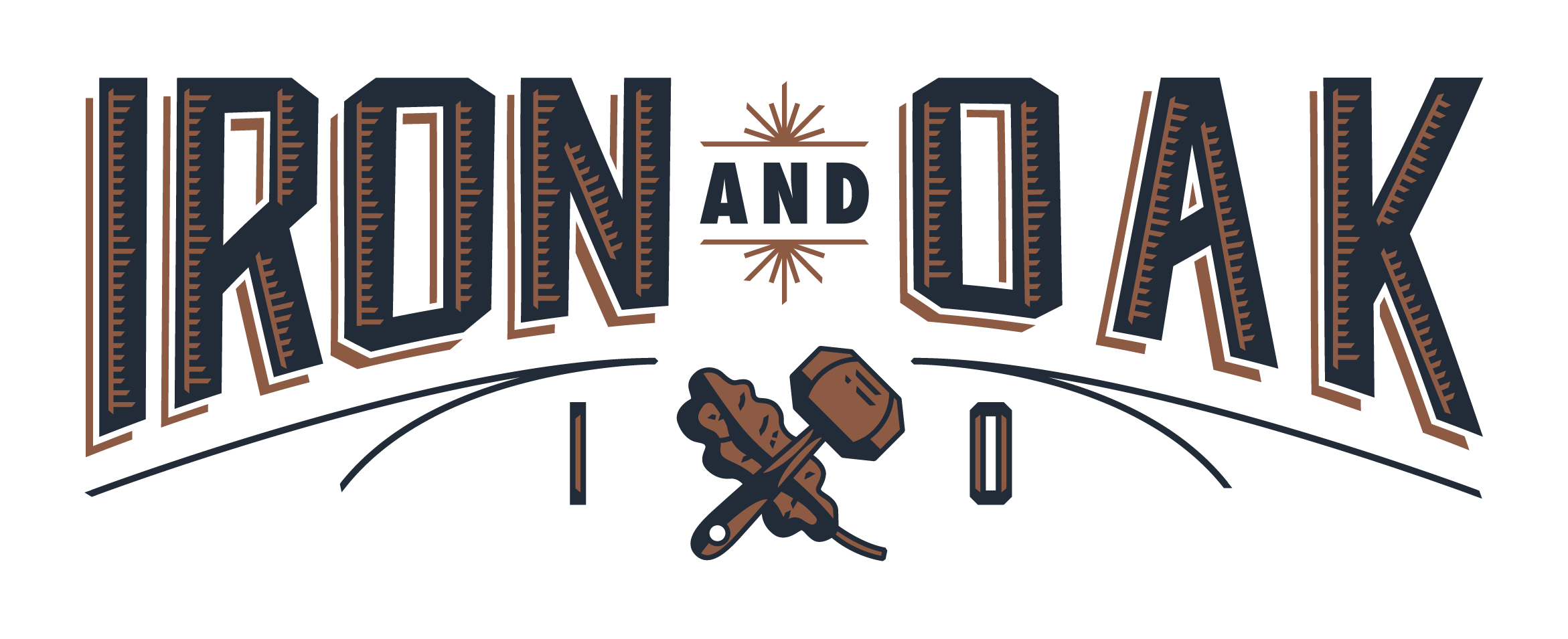 Iron and Oak Logo