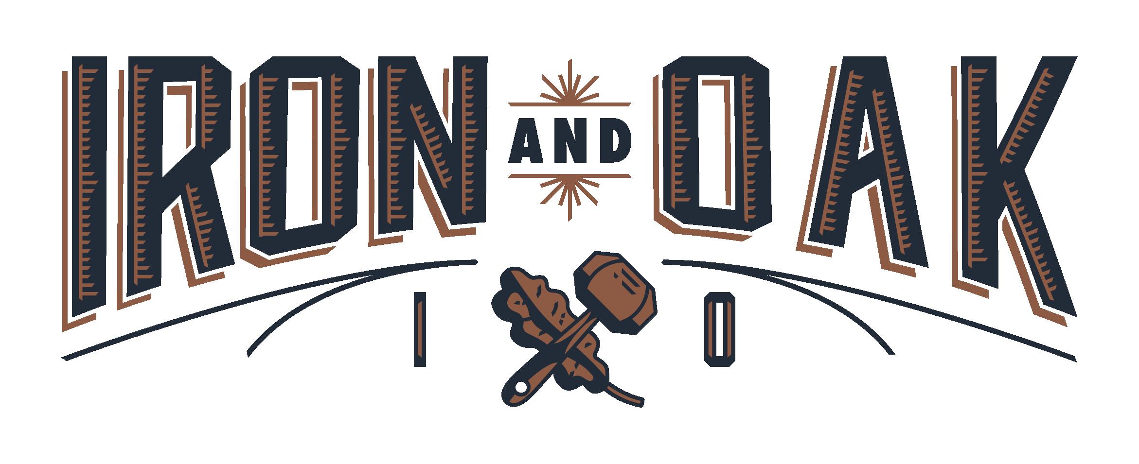 Iron and Oak Logo
