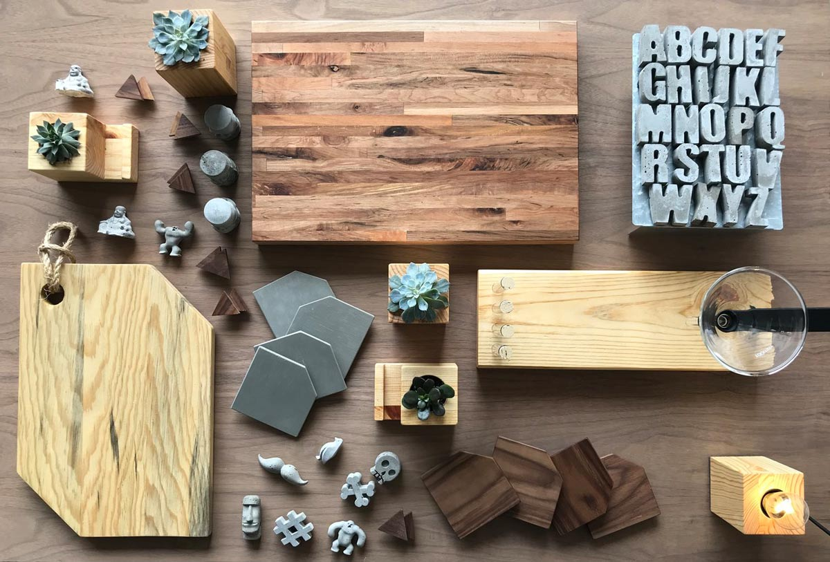 Iron and Oak Products